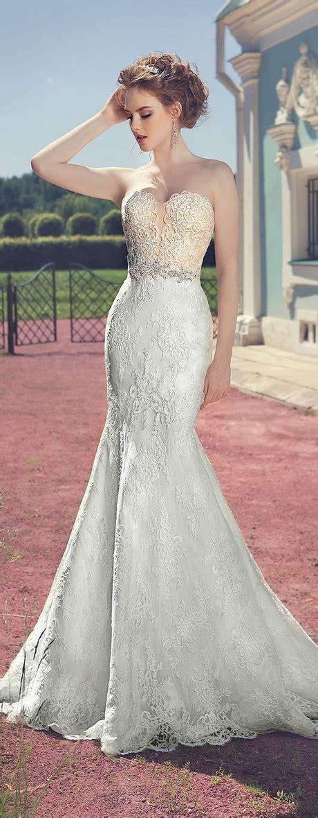 Vestidos de novia bonitos y sencillos