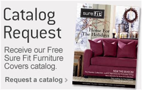 sure fit slipcovers catalog sure fit slipcovers get your free winter 2012 sure fit