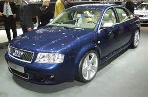 2001 Audi A6 Recalls 2001 2004 Audi A6 S6 R6 Recalled For Fuel Tank Risk