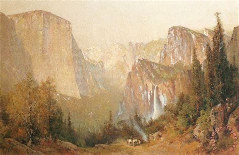 desktop wallpaper classic paintings thomas hill yosemite valley painting yosemite valley
