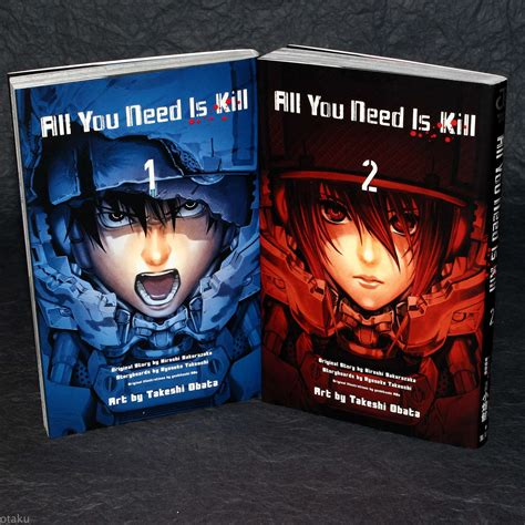 all you need is kill 2 in 1 edition all you need is kill edge of tomorrow 1 and 2