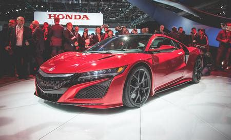 2016 acura nsx photos and info – news – car and driver