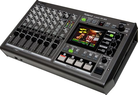 Mixer Audio Roland roland vr 3ex audio general inc