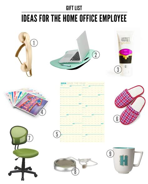 gift ideas for office my favorite gift ideas for the home office employee