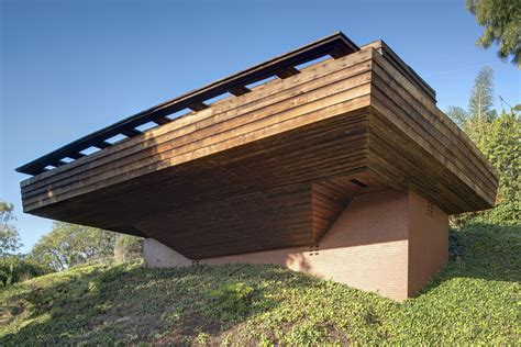 wright house design historic usonian design going up for auction in los