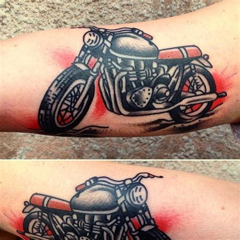 triumph motorcycle tattoo designs triumph motorcycle tattoos hobbiesxstyle