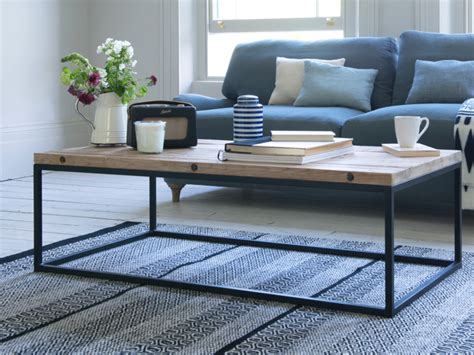 industrial style coffee table industrial style coffee table poste loaf