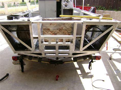 rebuild transom on aluminum boat valco bayrunner transom rebuild