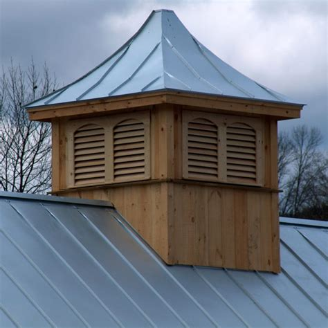 Cupola Construction by Roof Construction For A Low Slope Roof Greenbuildingadvisor
