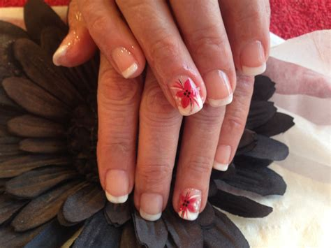 tutorial nail art french gel gel nails tutorials and designs nail designs for you