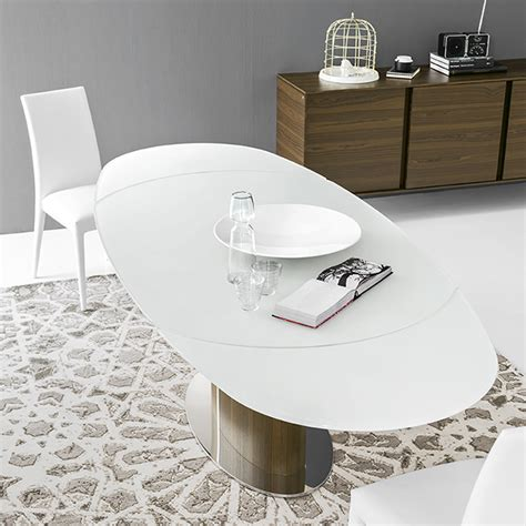 odyssey dining table calligaris odyssey table