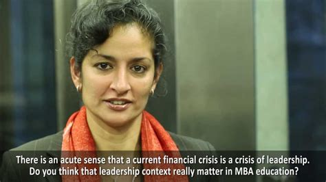 Does Mba Really Matter by Do You Think That Leadership Context Really Matter In Mba