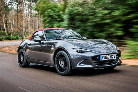 mazda mx5 mazda mx 5 z sport announced for uk auto express