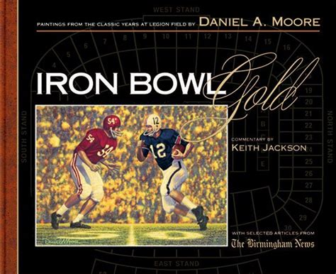 gold and iron books alabama and auburn framed prints iron bowl gold