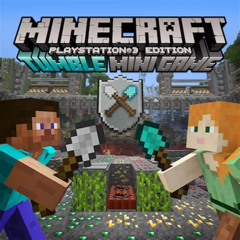 minecraft console ps3 minecraft ps3 playstation