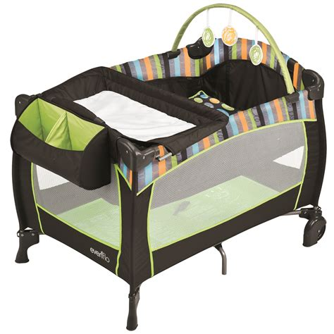 Pac And Play Mattress by Evenflo Portable Babysuite 174 300 Playard