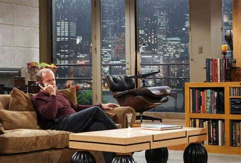 frasier living room how much would frasier s seattle condo cost today curbed seattle