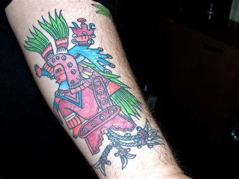 aztec arm tattoo designs aztec tattoos symbols cool exles designs their