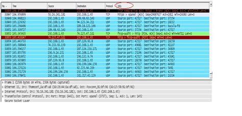 tutorial wireshark para monitoramento de rede redes sena wireshark tutorial b 225 sico