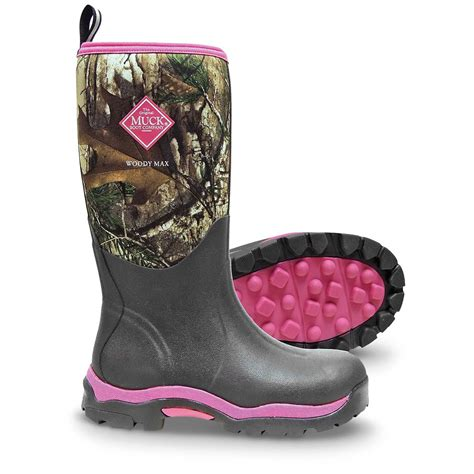 womans muck boots muck boots woody max s boots 633681