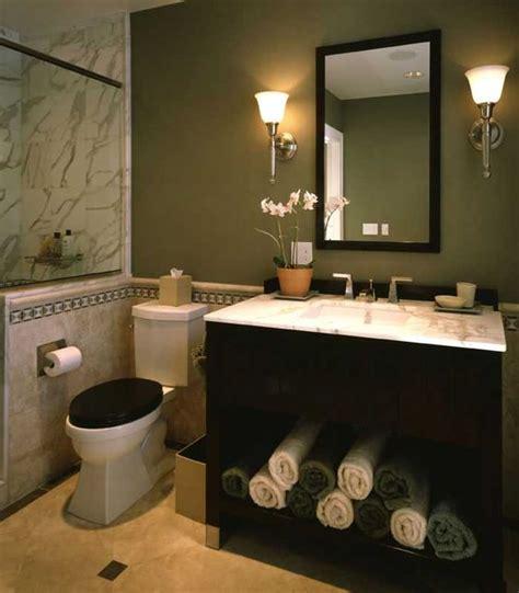 dark colored bathroom designs elegant powder room with black vanity marble tile sage