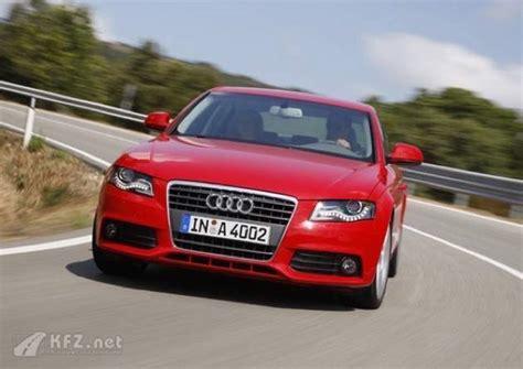 Kfz Steuer Audi A4 by Audi A4 2 7 Tdi Multitronic Testbericht