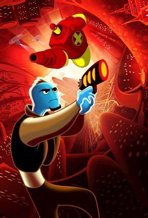 cartoon film about germs osmosis jones film tv tropes