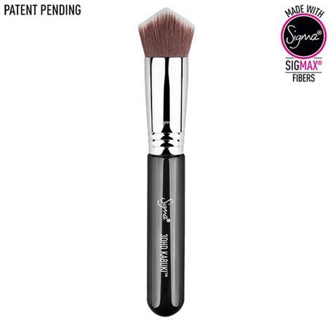 Sigma Kabuki Brush sigma 3dhd kabuki brush black