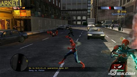 Spider-Man web of shadows download pc free