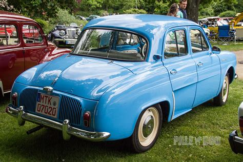 1960 renault dauphine renault paledog photo collection