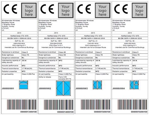 Windowmaker 2012 Ce Label Template