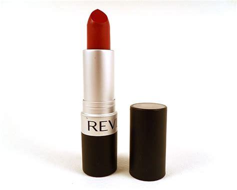 Lipstik Revlon Lip Matte revlon revlon matte lipstick in the review bulletin lipsticks