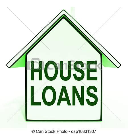 house mortgage meaning house loans home means mortgage on royalty free stock photo csp18331307