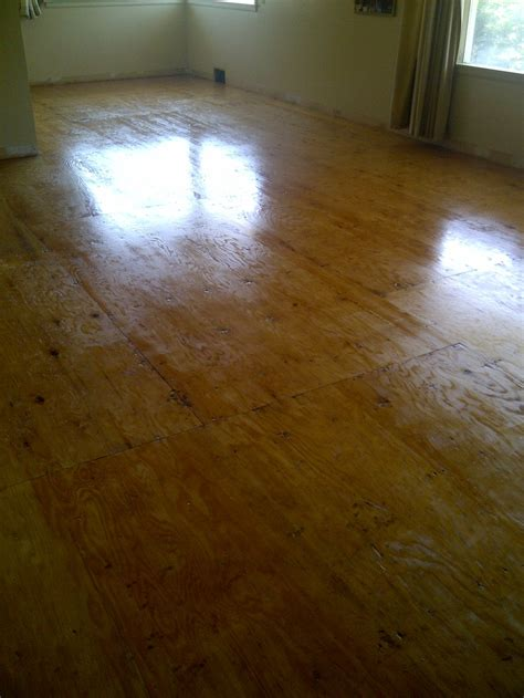 How To Finish An Attic Floor by Finished Plywood Floor For Attic Attic Ideas