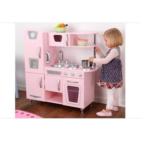 jouet cuisine pour enfant cuisine pour enfant en bois vintage de kidkraft