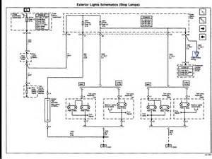 2006 trailblazer radio wiring diagrams autos post