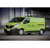 Review  2015 Renault Trafic And First Drive