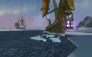 boat to borean tundra world of warcraft wrath of the lich king northrend het