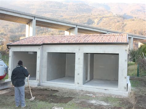 box auto prefabbricati in cemento prezzi prefabbricati in cemento manufatti in cemento treviso