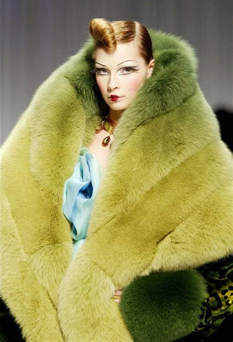 Vogue China Japan Galliano For Diors Green Coat by 955 Best Galliano Images On High Fashion