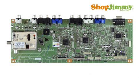 Jvc Tv L Replacement by Tv Part Number Identification Guide For Jvc Boards