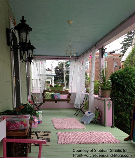 Front Porch Curtains Outdoor Curtains Porch Curtains Porch Enclosure