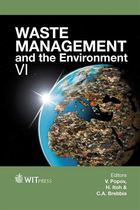 managers and the environment strategies for business books environmental engineering books