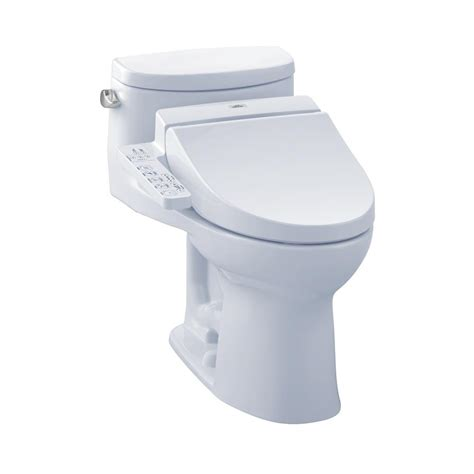 Toto Bidet by Toto Supreme Ii Connect 1 1 28 Gpf Elongated Toilet