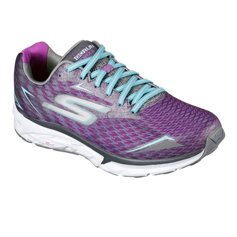 skechers womens running shoes skechers go run forza 2 womens running shoes aw17 50