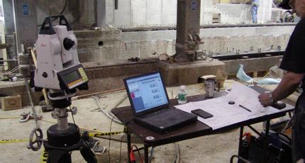 construction layout lasers precision laser tracker alignment services