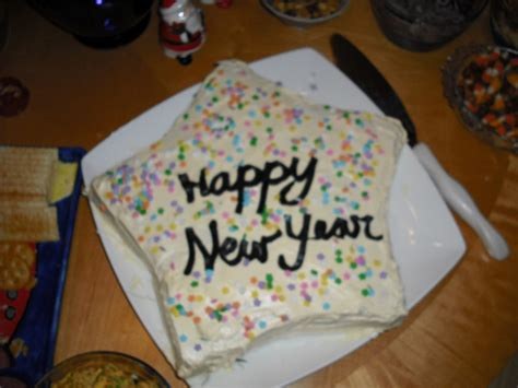 new year cake new year happy new year cake flickr photo