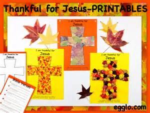 thanksgiving craft thankful jesus egglo entertainment