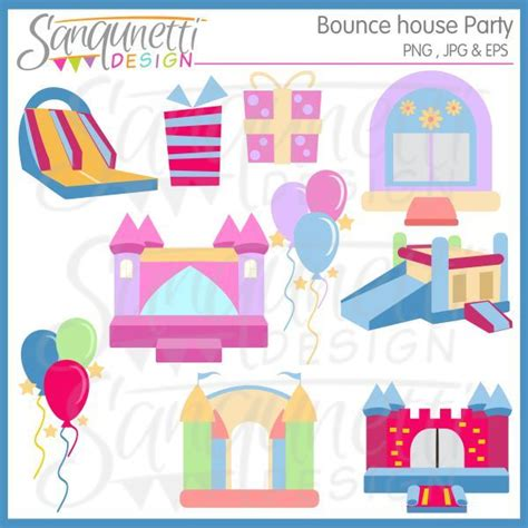 bouncy printables 25 best ideas about bounce house on