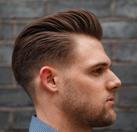 backs of mens haircut styles low fade haircut 15 trendy low taper skin comb over